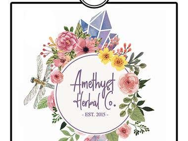 Amethyst Herbals Co.