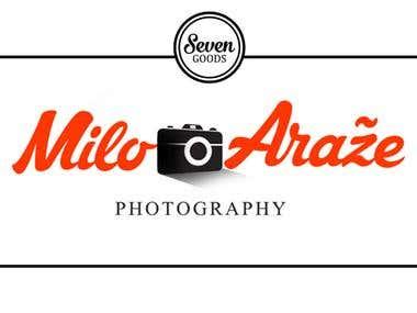 Logo Design for Milo Araze Photography