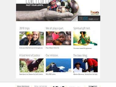 NGO site