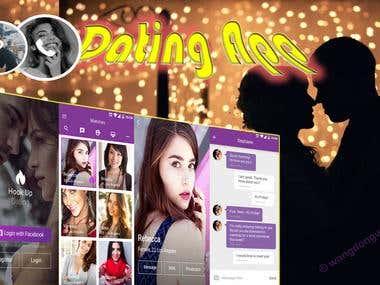Dating app like Tinder
