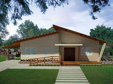 PROPOSED RESIDENTIAL BUILDING