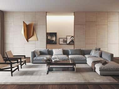 Interior Scenes Collection