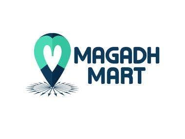 Magadh Mart Logo