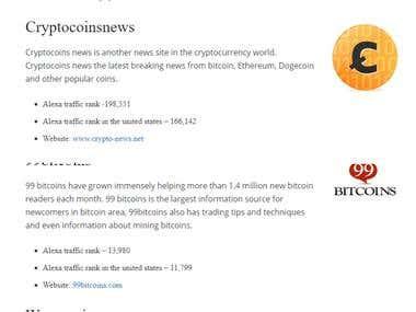 Virtual Coins
