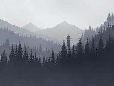#Mountain Landscape Design