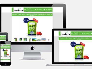 Professional eBay Shop & Listing Template Design