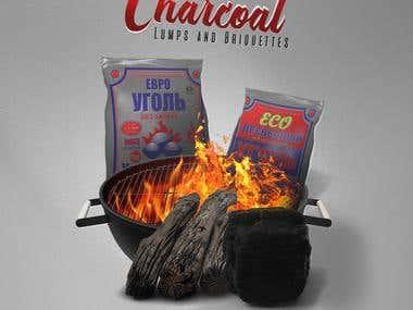 Charcoal Company ad