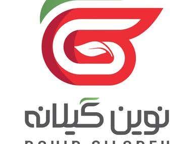 Novin Gilaneh Logo