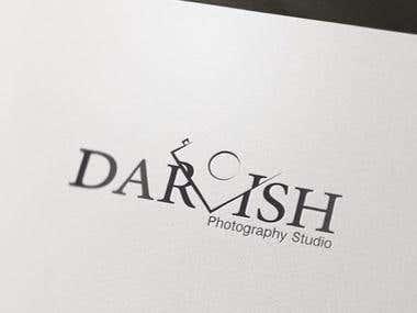 Darvish Photography Logo