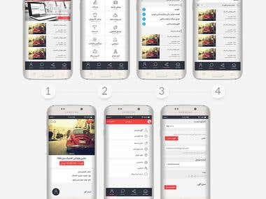 Divar App UI