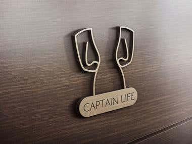 CaptainLife Logo