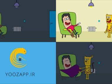 Yoozapp Animation