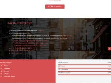 GST online platform