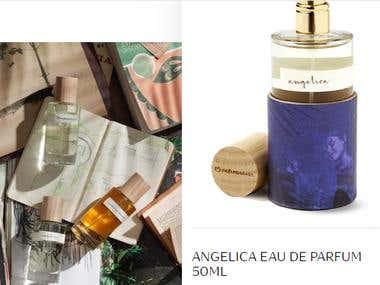 Perfume site