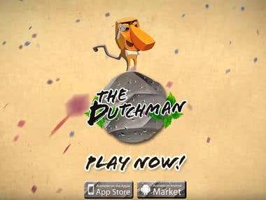 The Dutchman iOs / Android game