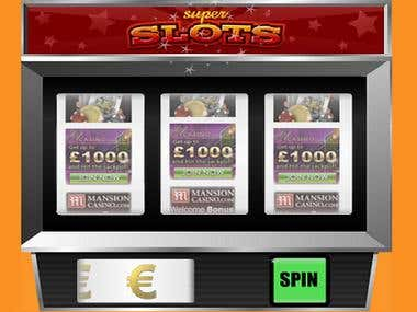 Slot based games