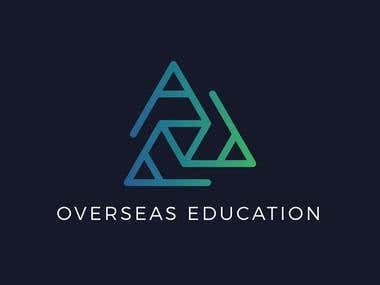 AAA Overseas Education Logo