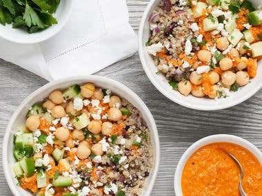 Mediterranean Food For Fitness