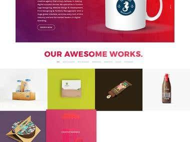 Website Designed.