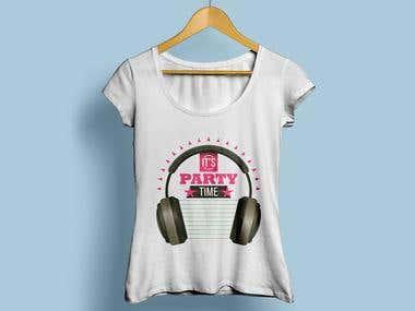 T-Shirt Designed
