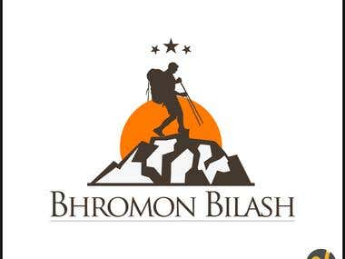 LOGO No I 001 - Bhromon Bilash (SOLD)