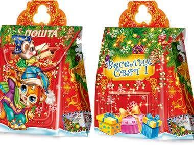 illustration, packaging