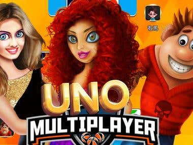 Real UNO Multiplayer