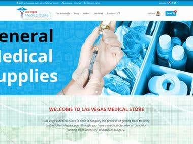 WooCommerce Medical Store
