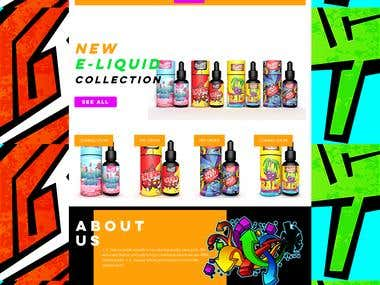 JC VAPOUR WEBSITE
