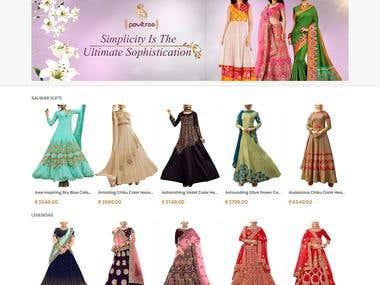 Pavitraa E-Commerce