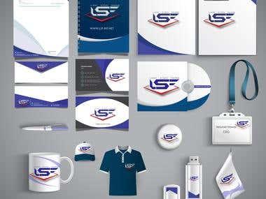 LSF logo & Identity