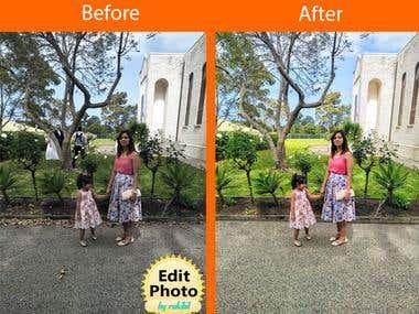 Photo Edit & Object Remove