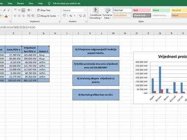 VLookup Excel