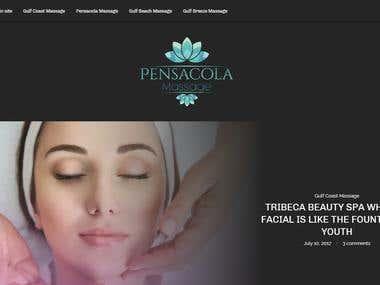Pensacola Massage