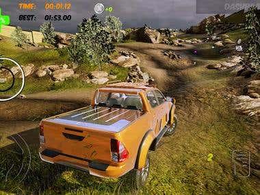 Aussie4x4 Vehicle Game