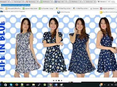 Moonriver.com this is wordpress site