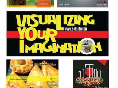 Marketing Tools Design