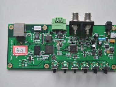 Hi3618 Video Encoder
