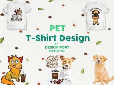 T-Shirt design project.