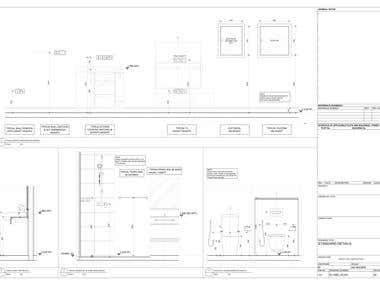 Detail Drawings Package for Residential Apartments
