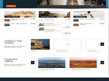surprisetour.com : A travel booking website