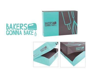 Cake Box Packaging