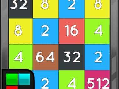 2048 puzzle 3 modes
