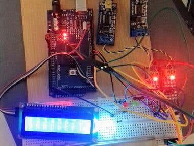Arduino based Modbus Gateway
