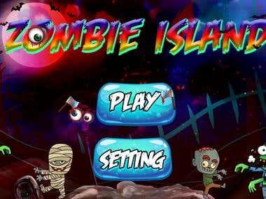 Zombie Game Desig