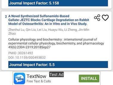 PubMed HUB : comprehensive scientific data search