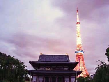 Instagram Tokyo Video