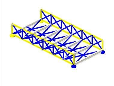 Steel Structure Design.