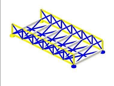 Steel Structure Design.