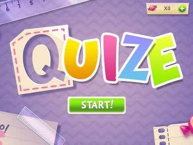 A quiz game